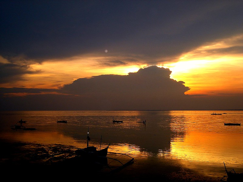 Mahawak Sunset