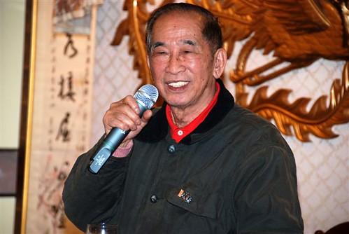 司徒華 (Szeto Wah) 華叔 in Calgary | 司徒華 (Szeto Wah) 華叔 at a Calg… | Flickr