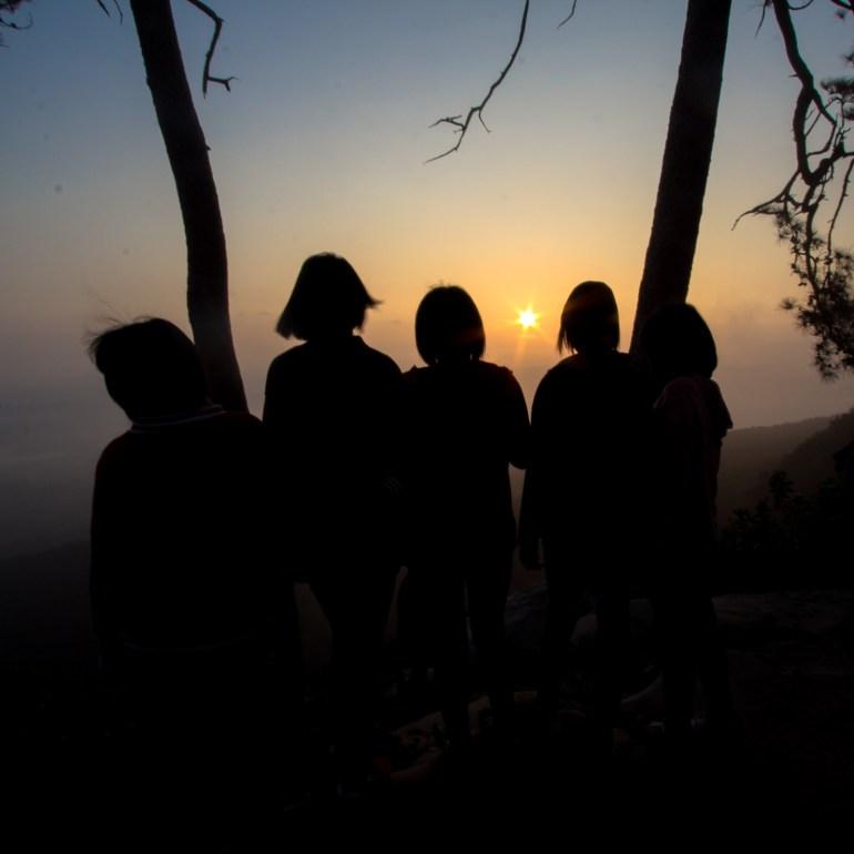 ตื่นตอนเช้า อุทยานแห่งชาติภูกระดึง - Phu Kradueng National Park