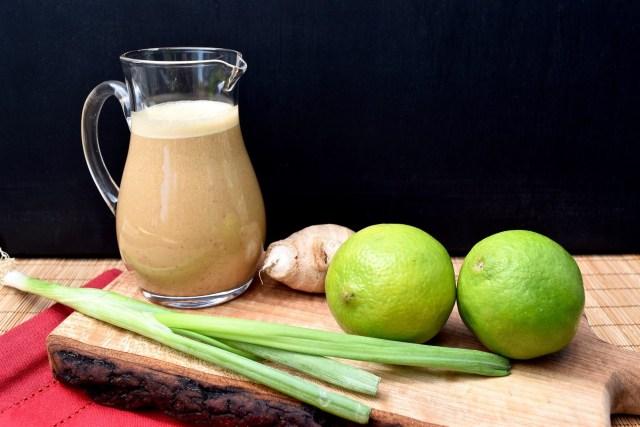 peanut-lime sauce
