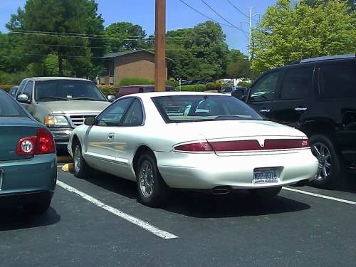 small resolution of  1997 98 lincoln mark viii lsc by cjmuller79