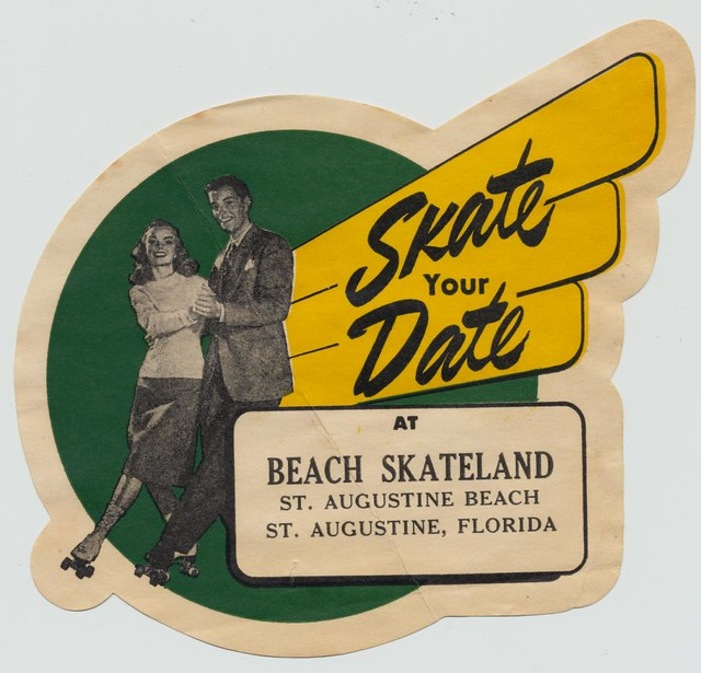 Beach Skateland - St. Augustine, Florida