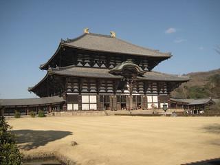 200902京阪神 奈良東大寺 | 非常壯觀的東大寺 | shu Kandance | Flickr