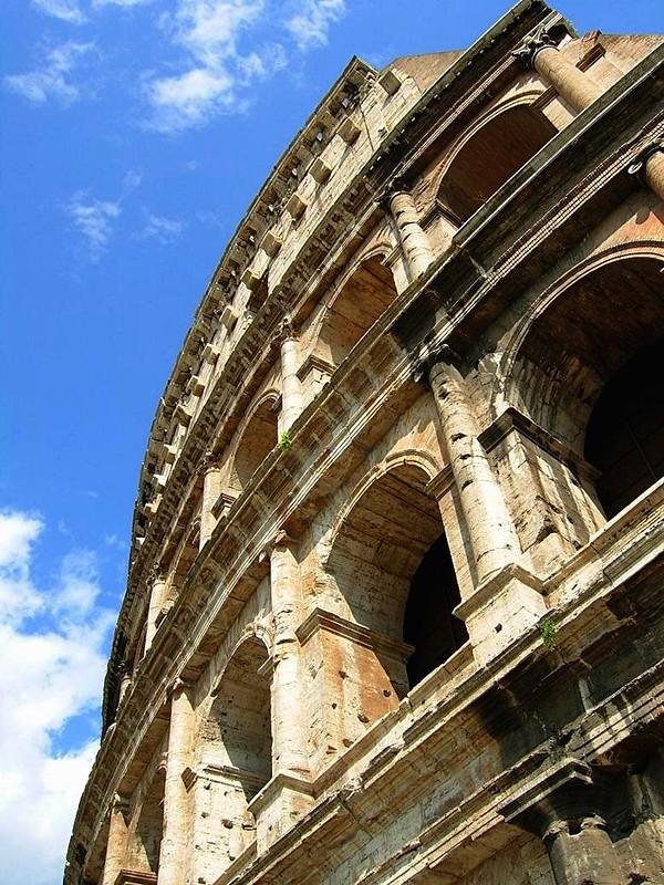 Colosseum, Monastery Stays