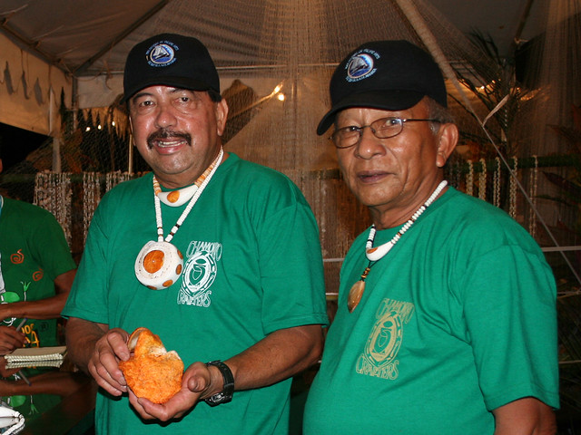 Greg Pangelinan and Frank Perez, Crafters