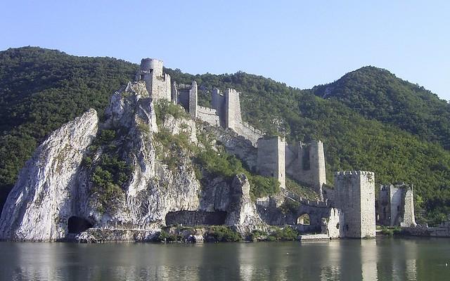 Golubac Fortress - Golubac, Serbia