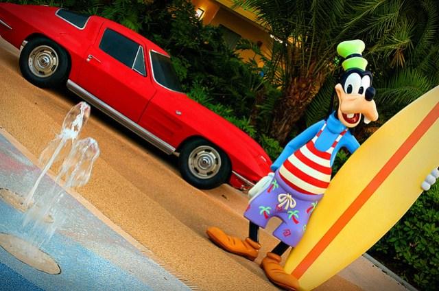Daily Disney - Goofy Pop Jet Playground