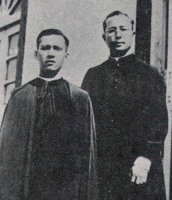 Frs. Calvo and Duenas