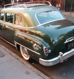 1950 desoto suburban by vintage car nut [ 1024 x 768 Pixel ]