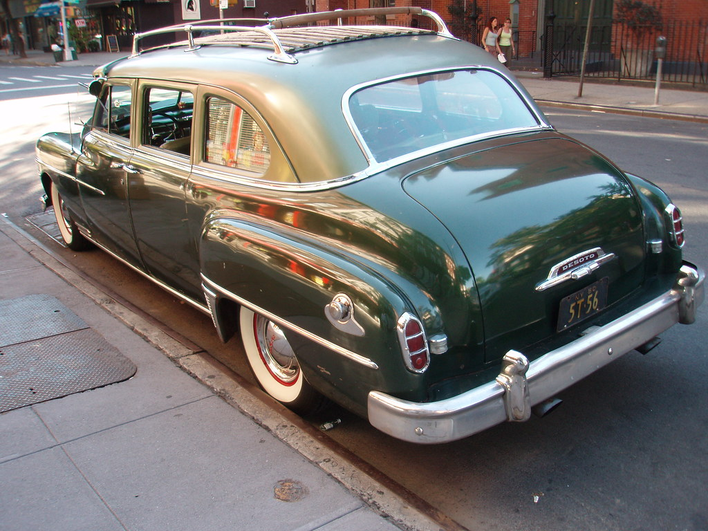 hight resolution of  1950 desoto suburban by vintage car nut