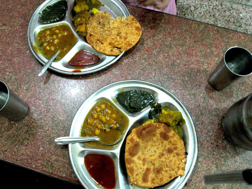 Image result for old delhi paranthe wali gali