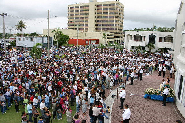 Hagatña Procession