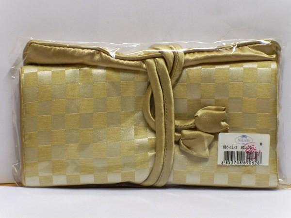 泰國蝴蝶袋 Naraya 金色首飾袋3   100% new 可放戒指、手鏈、頸鏈等飾物 $40   Epal Ip   Flickr