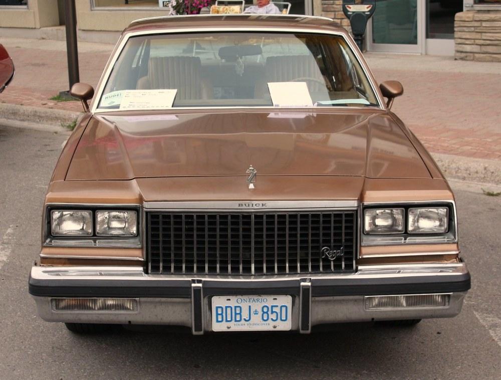 medium resolution of  1980 buick regal 2 door by carphoto
