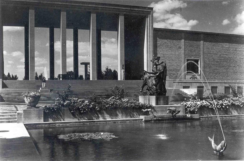 Cranbrook Academy Of Art 1940 Eliel Saarinen Michigan