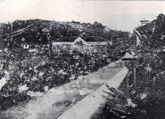 Escuela de Niñas, 1899