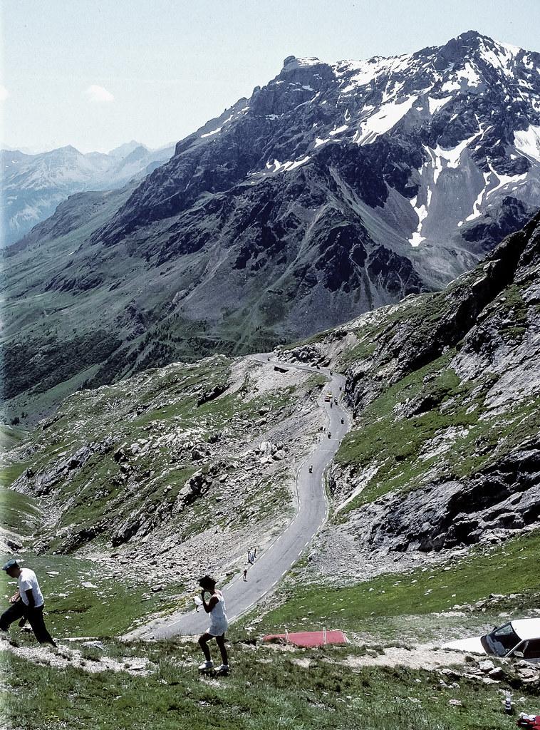 Col Du Galibier Tour De France : galibier, france, France, Galibier, Velodenz, Flickr
