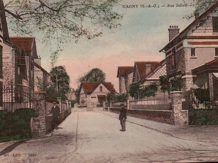 gagny rue julien