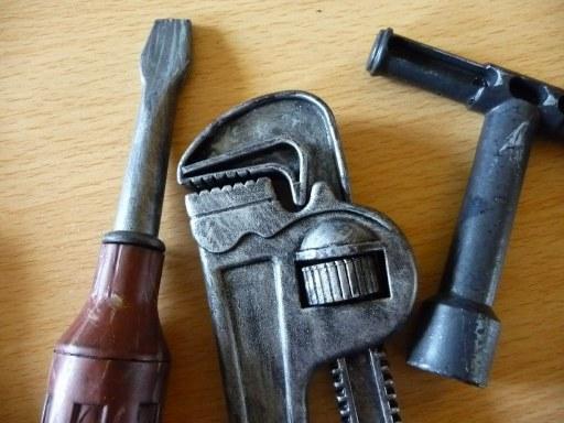 Steampunk Tools 1
