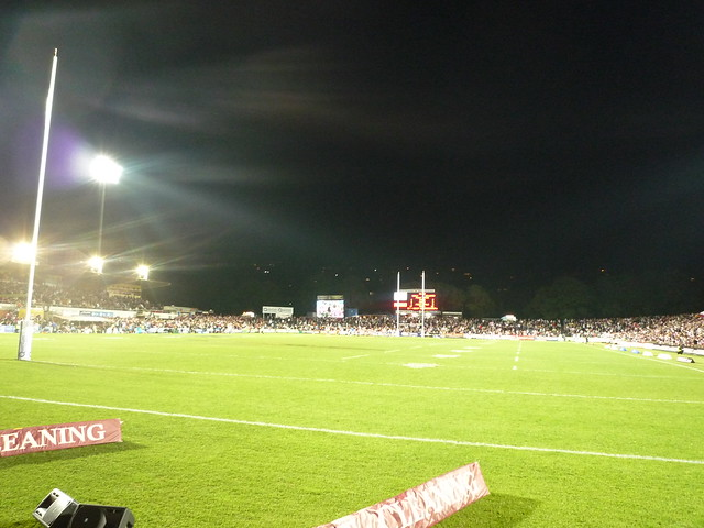 Match de rugby league : Manly Sea Eagles - Canterbury Bulldogs
