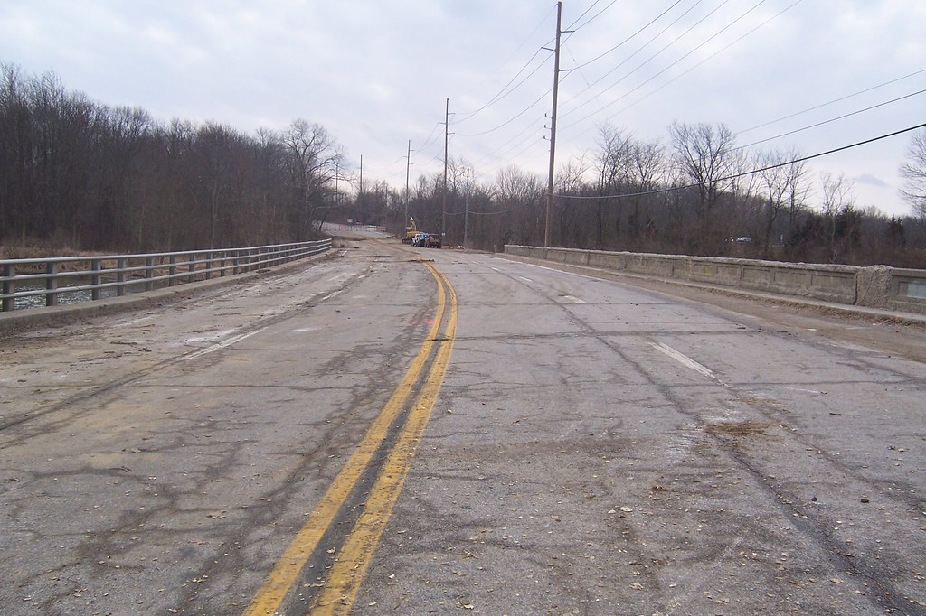 Lafayette Road (US 52) Bridge