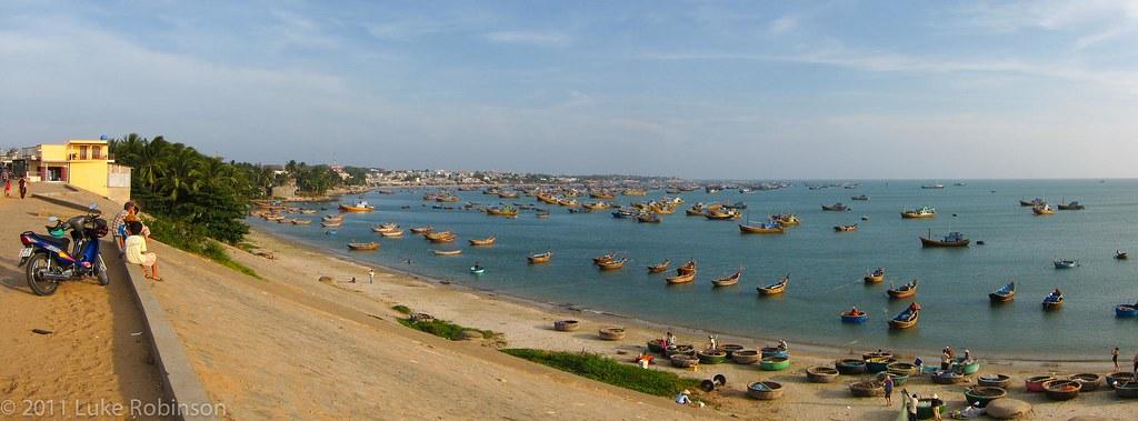 Fishing Harbour. Mui Ne Village   Luke Robinson   Flickr