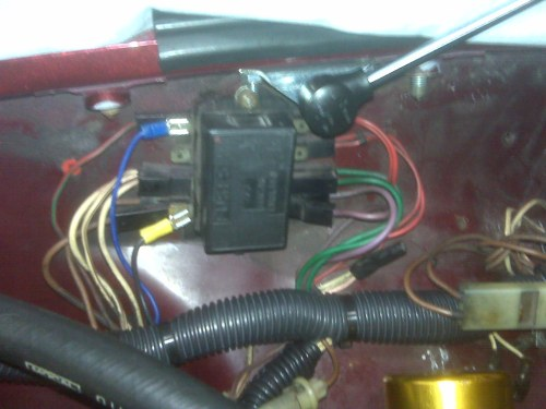 small resolution of  1977 mgb fuse box for reference by jpl3k jipple28