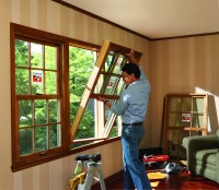 Replacement Window Installation | 400 Series Woodwright ...