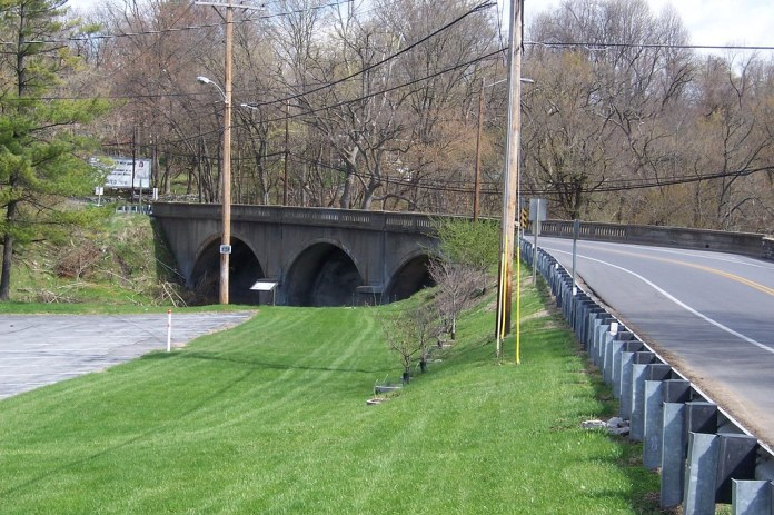 Bridge over Antietam Creek
