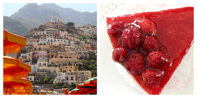 Amalfi Pear & Ricotta Cake - 46