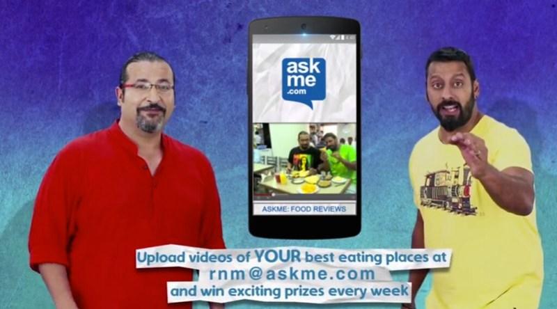 ASKME.COM - ROCKY & MAYUR