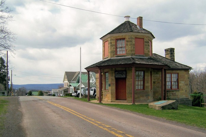 Addison Toll House