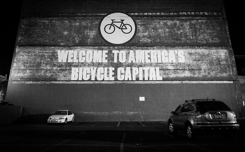 Welcome to America's bicycle capital