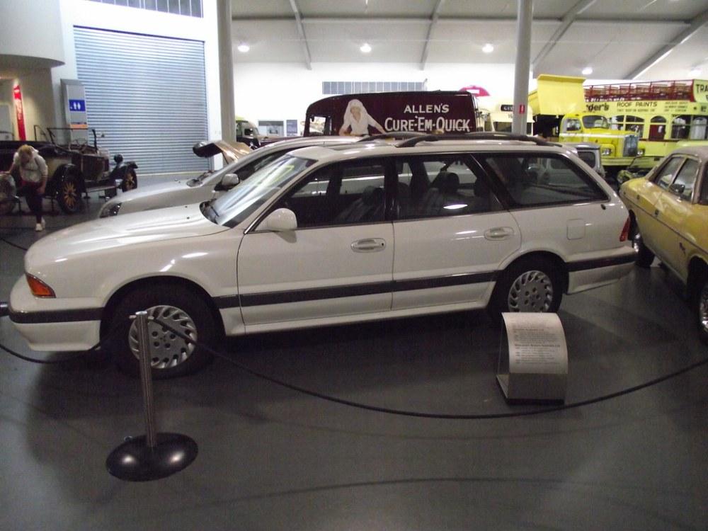 medium resolution of  aussiefordadverts 1992 mitsubishi diamante magna wagon prototype lhd by five starr photos aussiefordadverts