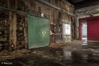 Alte Pakethalle | old warehouse