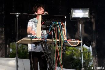 Panda Bear @ Pitchfork Music Festival, Chicago IL 2015
