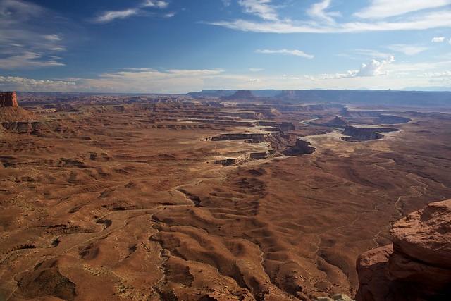 Canyonlands National Park Panoramic Lookout