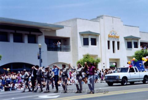 San Diego LGBTQ Pride Parade, 1992, San Diego Peace Officers