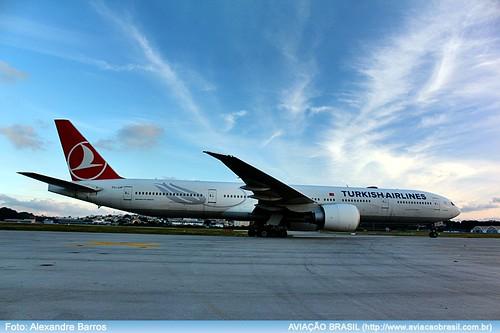 Turkish Airlines - TC-JJF