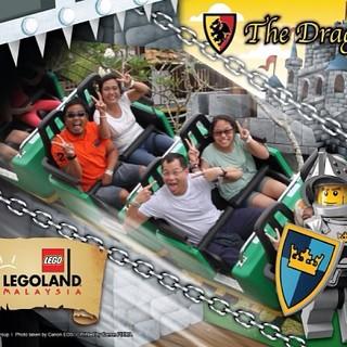 Pictureair.com #legoland #thedragon #rollercoaster   Flickr