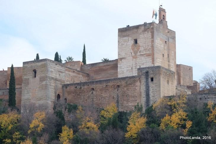Alcazaba de Granada | Alhambra de Granada Albayzín, Granada ...