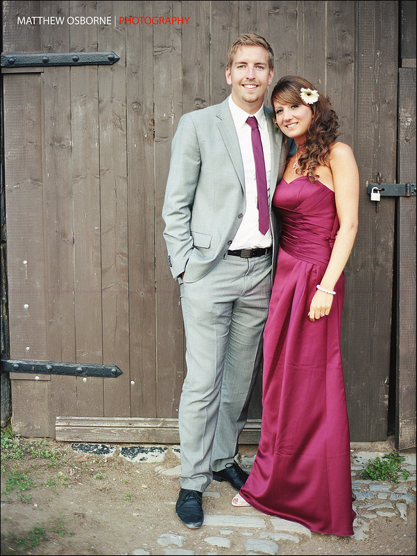 Contax 645 Wedding