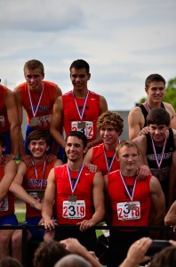 2013 T&F State Mook Runners
