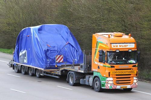 Scania R420 BV TP 97 - van der Vlist