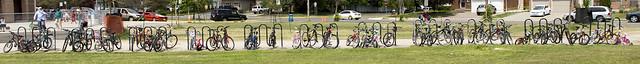 2015 07 Bike to School Wk RJ Lee banner 26th_1