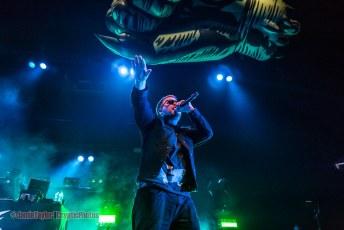 Run The Jewels + The Gaslamp Killer + Gangsta Boo + Nick Hook @ PNE Forum - February 8th 2017