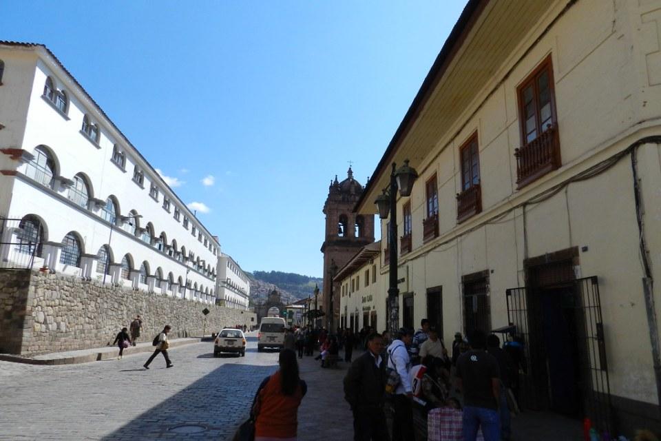 Cuzco Barrio de San Pedro Perú 03