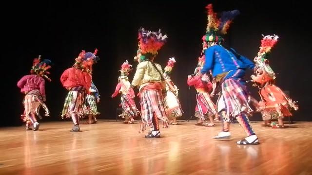 Encanto Boliviano - Tinku 1 - II Encuentro Intercultural Virgen de Coromoto