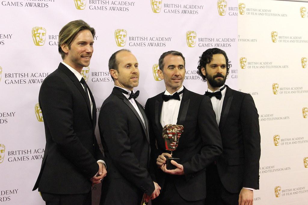 Troy Baker, Bruce Strackley, Evan Wells, Neil Druckmann