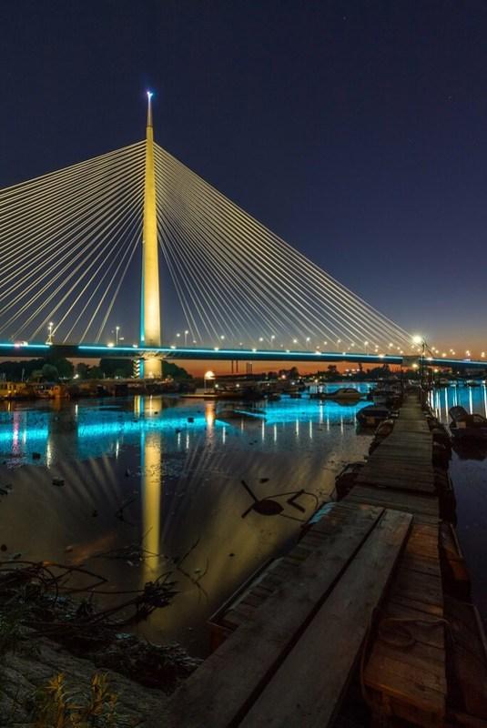 Ada Bridge Nightlights